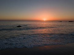 Camps Bay Sunset, Cape Town