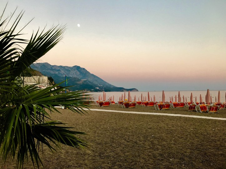 Rafailovici Beach