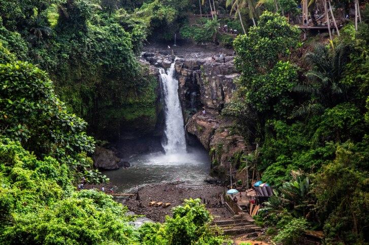 Teganungan Waterfall, Ubud