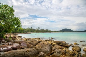 4K Beach, Koh Rong