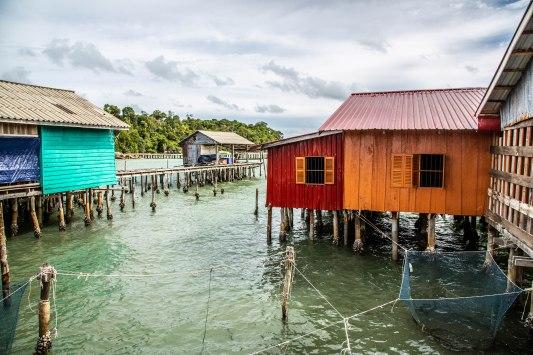 Koh Rong Fishing Village