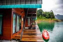 Khao Sok Lake House