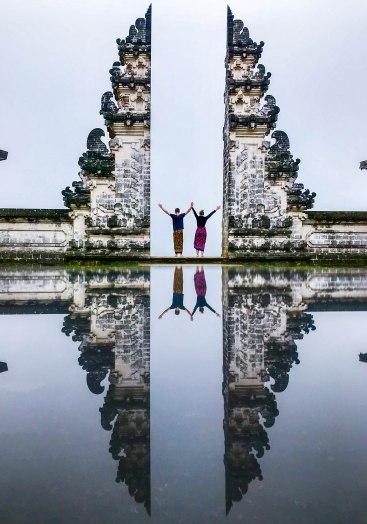Lempuyang's Gateway to Heaven