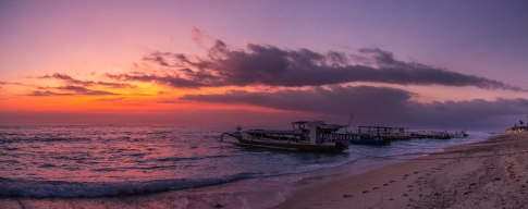 Lembongan Sunset
