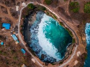 Broken Beach, Nusa Penida