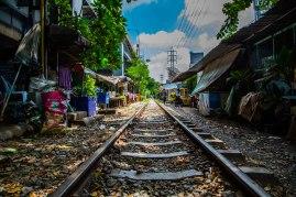 Abandoned Railway, Bangkok