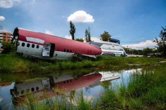 Airplane Graveyard, Bangkok