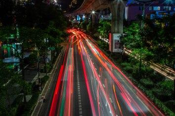 Bangkok Long Exposure
