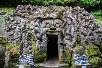 Elephant Cave, Ubud